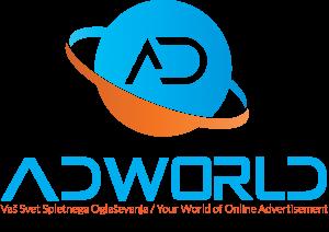 Adworld.si agencija logotip